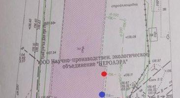 Земельный участок 0,24 Га ул. Шапошникова Заельцовский район