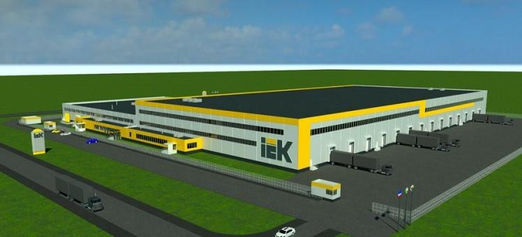 IEK GROUP начала освоение участка в ПЛП под строительство своего завода