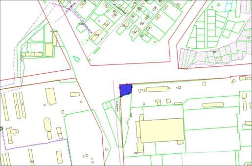 Схема расположения земельного участка по ул. Дукача, 10а в Ленинском районе