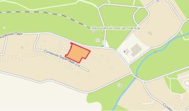 Земельный участок 0,64 Га ул. Заельцовский парк Заельцовский район
