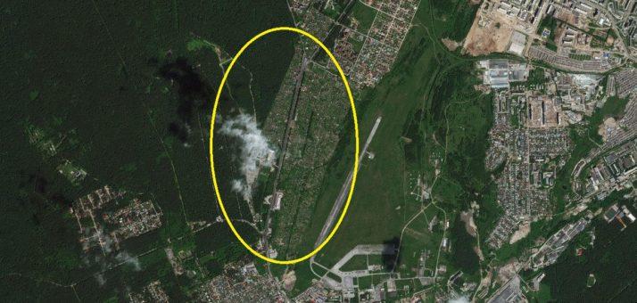 Купим 1,0 га земли под строительство офиса на Мочищенском шоссе в Заельцовском районе Новосибирска