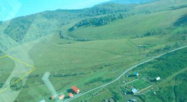 Земельный участок 4,63 Га с. Верх-Анос Чемальский район Республика Алтай