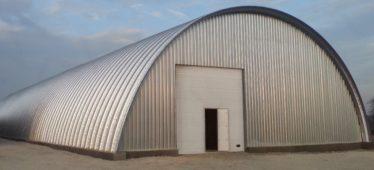 Расчет строительства холодного склада ангара для хранения непродовольственных товаров площадью 3000 кв.м