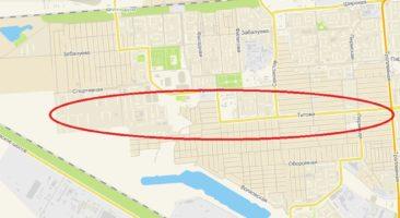 Улицу Титова планируют расширить не только за счет широких тротуаров, но и за счет частной собственности