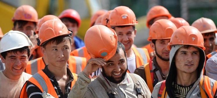 В России будет ограничено число мигрантов в строительстве