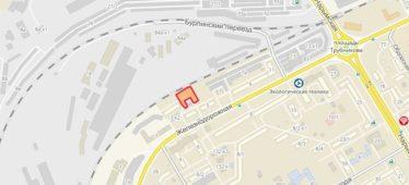 Земельный участок 0,19 Га ул. Железнодорожная Железнодорожный район