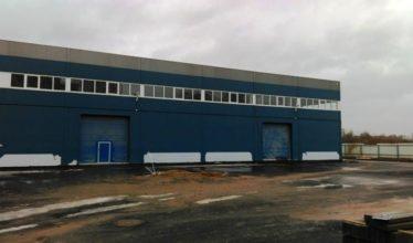 Расчет строительства холодного склада для хранения непродовольственных товаров площадью 3000 кв.м