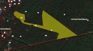 Земельный участок 12,10 Га Дом отдыха Мочище Новосибирский район Мочищенский сельсовет