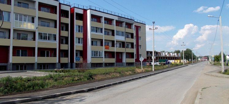 Проект застройки жилого микрорайона Радужный Верх-Тула