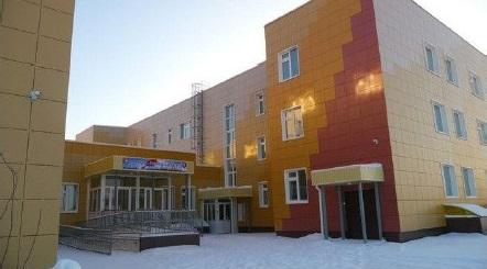Детский сад Радужный микрорайон с. Верх-Тула