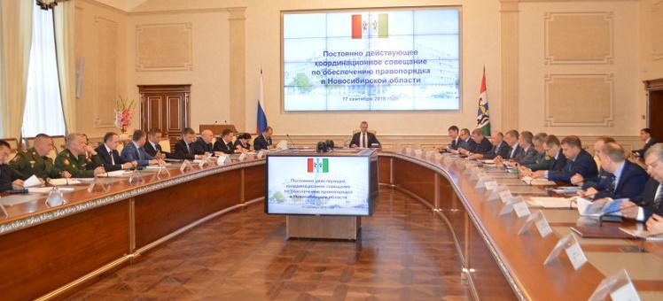 Андрей Травников - необходимо оперативно выявлять и ликвидировать самовольно возведенные строения