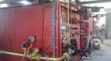 Газовое оборудование завода