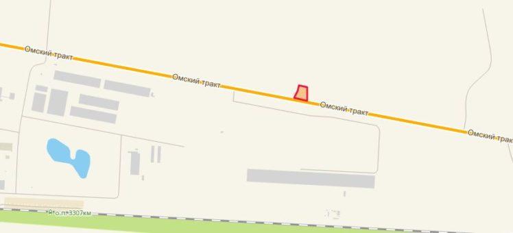 Земельный участок 1,17 Га Омский тракт Толмачево Новосибирский район