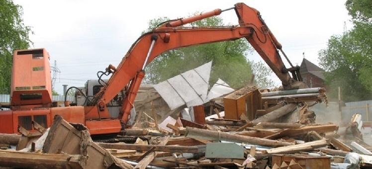 Ограничение использования земельных участков после сноса аварийных домов