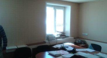 Вид административных помещений завода
