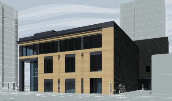 Расчет строительства 3-х этажного административного офисного здания 1500 кв.м под ключ