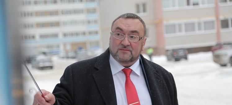 Александр Сергеевич Авсейков главный архитектор Новосибирской области
