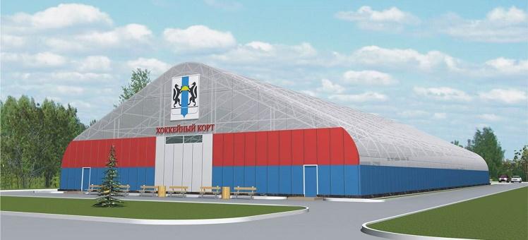 Быстровозводимые здания из металлоконструкций - идеально для строительства спортивных сооружений