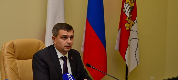 Евгений Скородумов новый замначальника департамента имущества и земельных отношений НСО