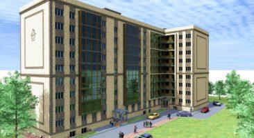 Земельный участок 0,27 Га микрорайон Индустриальный, Искитим, НСО, под строительство многоквартирного жилого дома со встроенными помещениями общественного назначения
