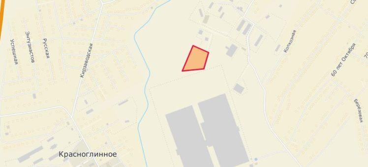 Земельный участок от 1,0 до 1,65 Га ул. Толмачевская ТЭЦ-6 Новосибирский район