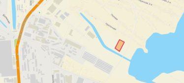 Земельный участок 0,93 Га ул. Проточная Ленинский район