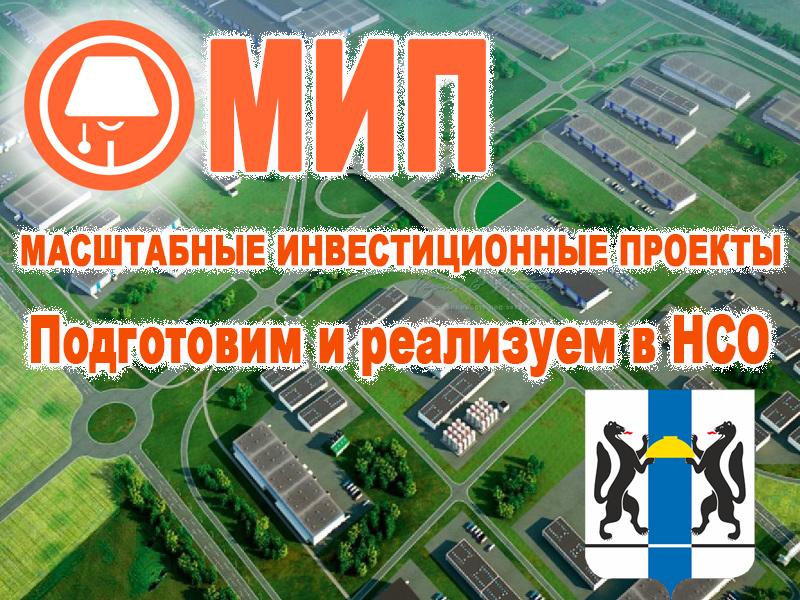 Земельный участок без торгов Масштабные инвестиционные проекты в НСО