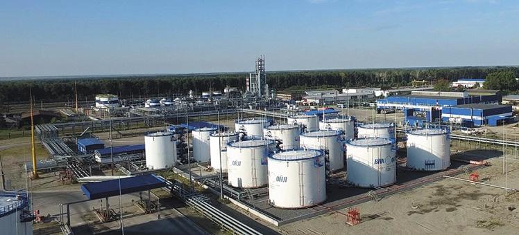 Нефтеперерабатывающий завод «ВПК-Ойл»