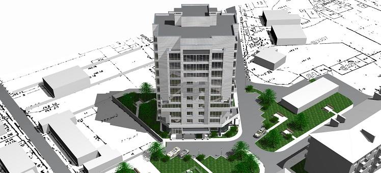 Эскизный проект - документация обязательная для строительства здания