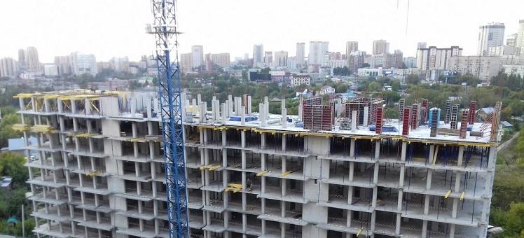 треть объектов Новосибирской области не получат проектное финансирование