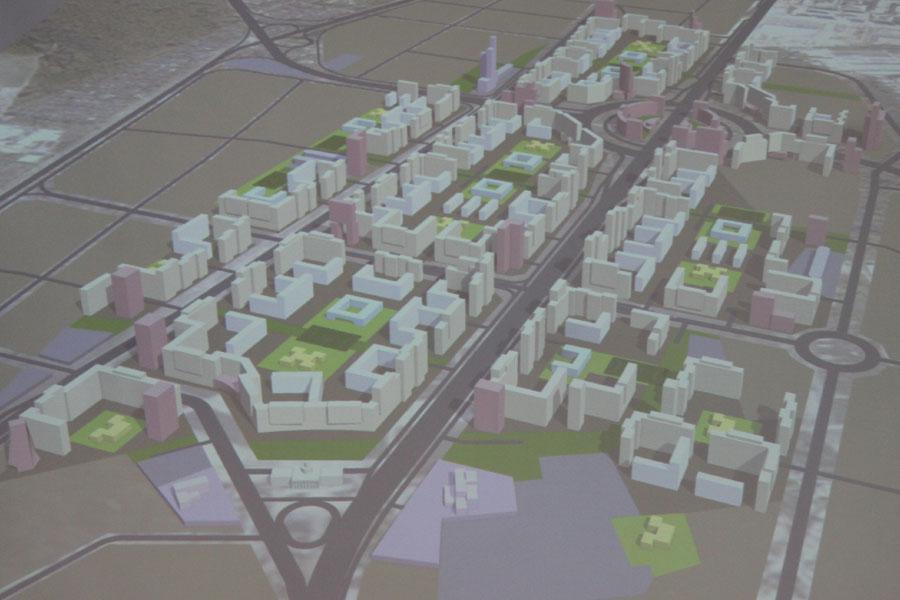 проект, запланированный к реализации на площадке бывшего аэропорта Северный