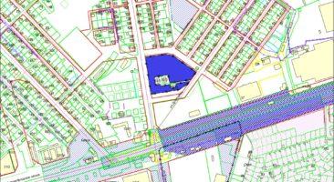 Схема расположения земельного участка по адресу: ул. Коминтерна, 89, Дзержинский район