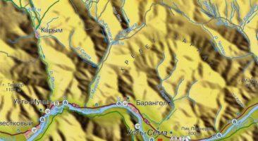 Земельный участок 4,04 Га пос. Усть-Сема Чемальский район Республика Алтай