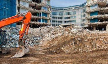 порядок подготовки проекта организации работ по сносу объекта капитального строительства