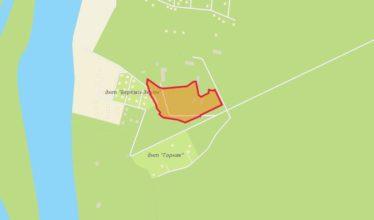 Земельный участок 3,95 Га ул. Лесное шоссе Заельцовский район