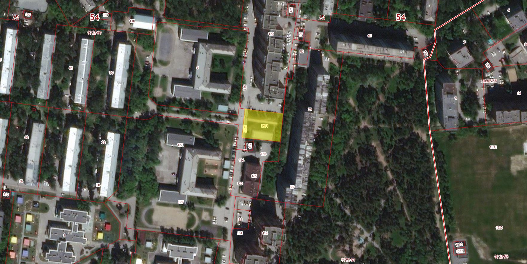 54:35:032660:3971 Новосибирская обл, г. Новосибирск, ул. Тимирязева