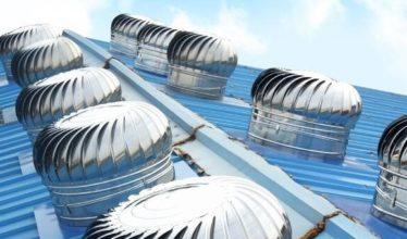 Турбодефлекторы - естественная вентиляция без электричества от компании Дефлектор-21