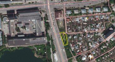 Земельный участок 0,16 Га ул. Сибиряков-Гвардейцев Ленинский район