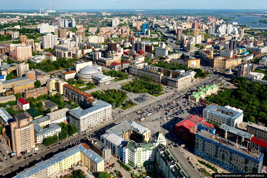 Земельные участки под строительство Новосибирск