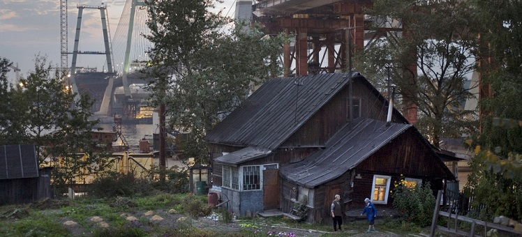 Отнять и перестроить - городские земли и недвижимость не дают покоя законодателям