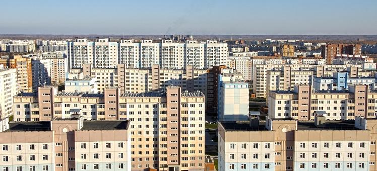 Показатели жилищного строительства выросли в районах Новосибирской области