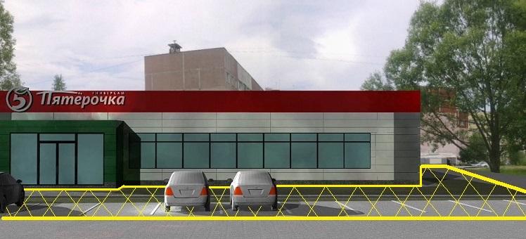 Земельные участки под строительство магазина на первой линии в Новосибирске