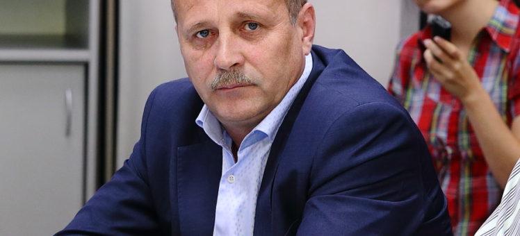 Дмитрий Галитаров нацелился на левый берег Новосибирска