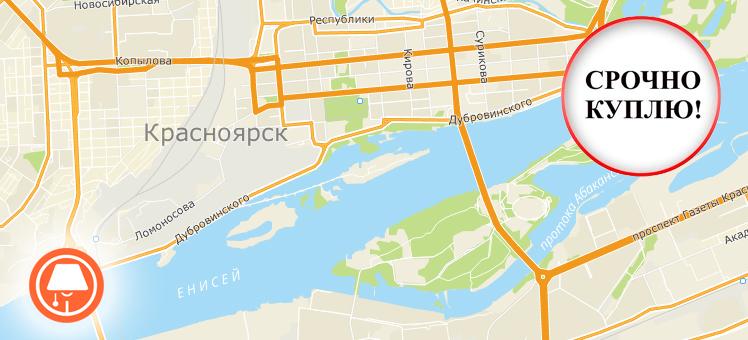 Купим земельный участок 10 Га в Красноярске с железнодорожным тупиком под строительство логистического центра