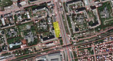 Земельный участок 0,55 Га ул. Кропоткина Заельцовский район