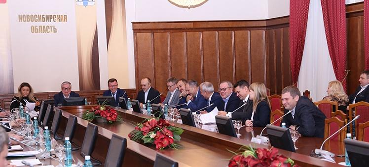 Депутаты НСО намерены ужесточить меры за неиспользование земельных участков в аренде