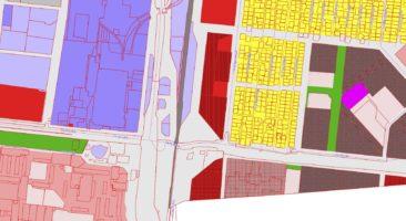 строительство транспортной развязки с выездом на Бронный переулок
