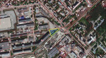 Земельный участок 0,38 Га ул. Залесского Заельцовский район