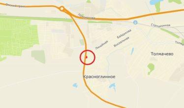 Земельный участок 0,15 Га с. Красноглинное Толмачевский сельсовет