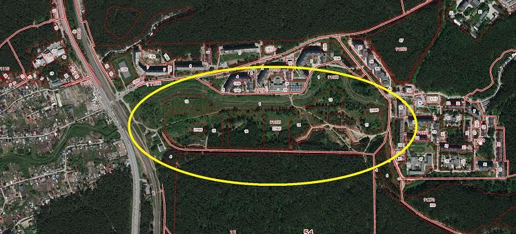 10 Га земли под многоэтажную застройку продадут в Советском районе